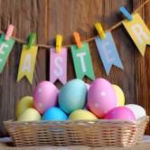 Πώς να βάψετε πασχαλινά αυγά χωρίς να σπάσουν!