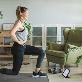 Αθληση στο σπίτι: συμβουλές γυμναστικής για μια υγιεινή καραντίνα
